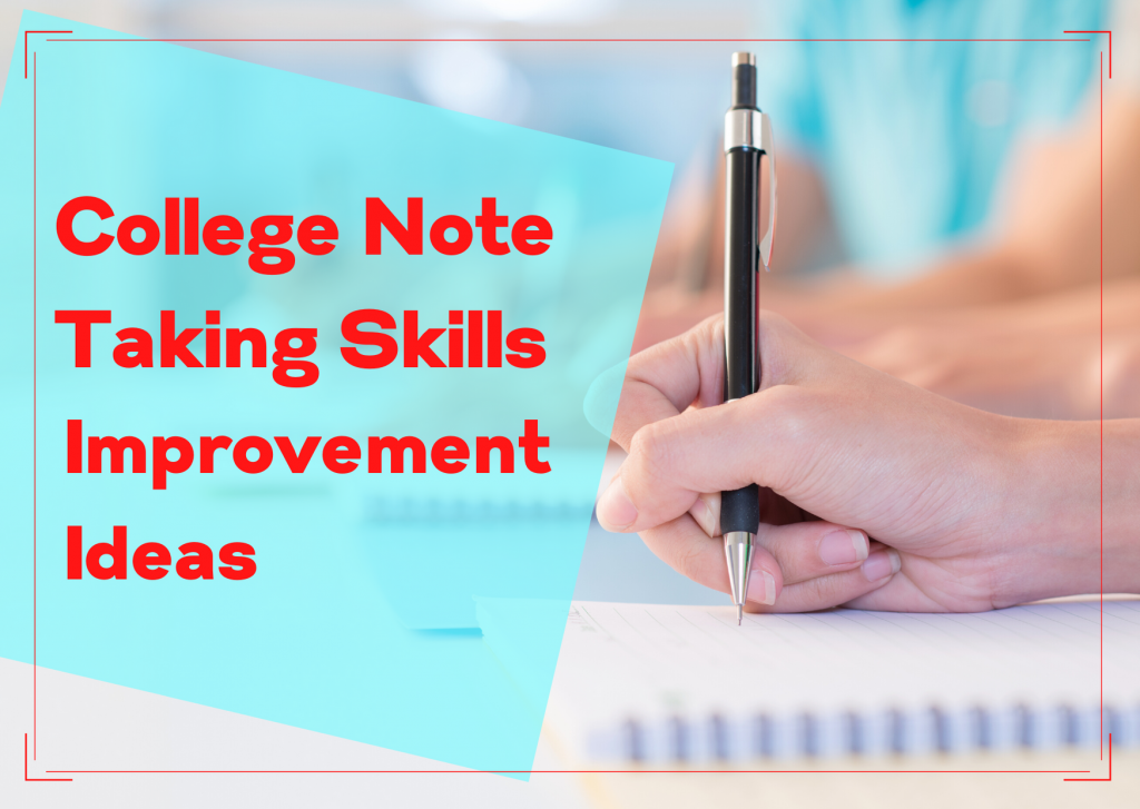Note Taking featured