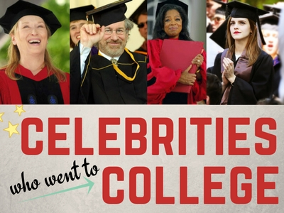 Celebs Who Went To College