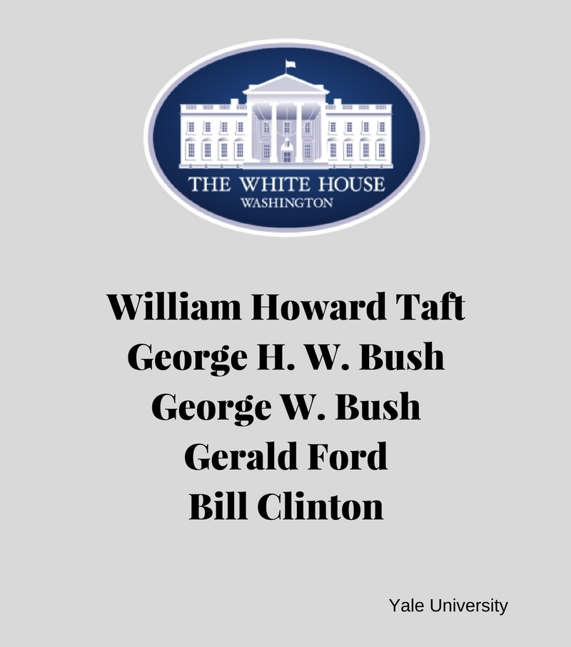 us presidents who went to yale