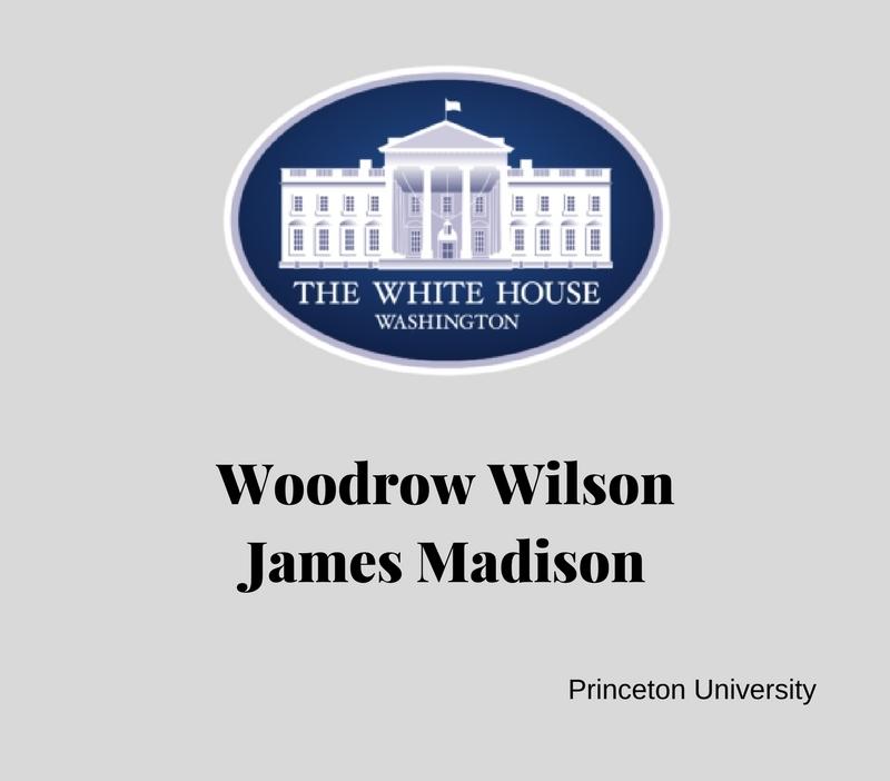 us presidents who went to princeton