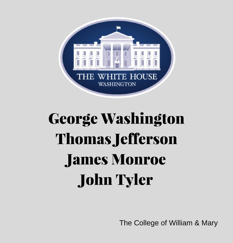 us presidents who went to college of william and mary