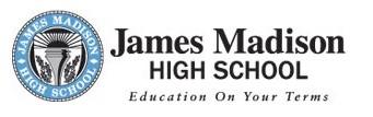 James Madison High School logo