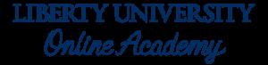 Logo from Liberty University Online Academy Website