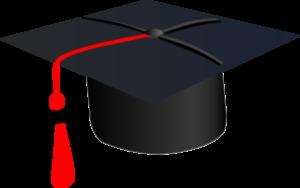 graduation cap - collegecliffs.com