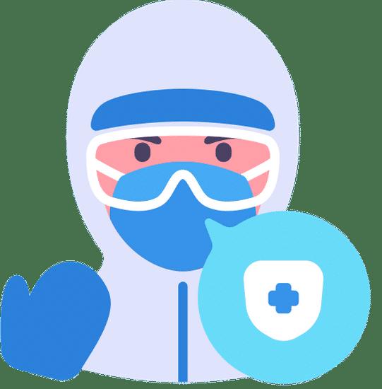 doctor - coronavirus