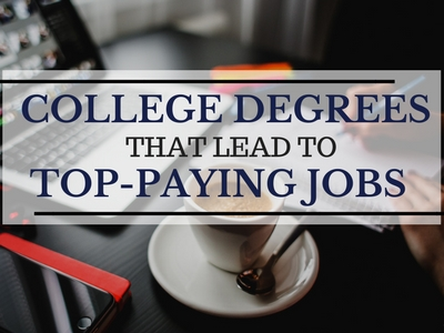 top paying college degrees