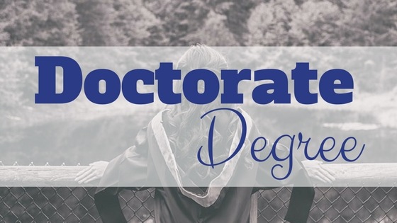 Doctorate Degrees