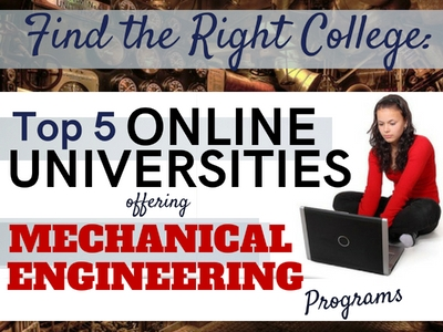 Find the Right College_Mechanical Engineering