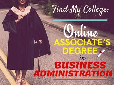 Find My College_Online Associate's Programs in BA