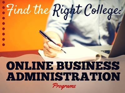 Find the Right College_Online Business Administration