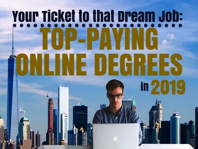 Top Paying Online Degrees 2019