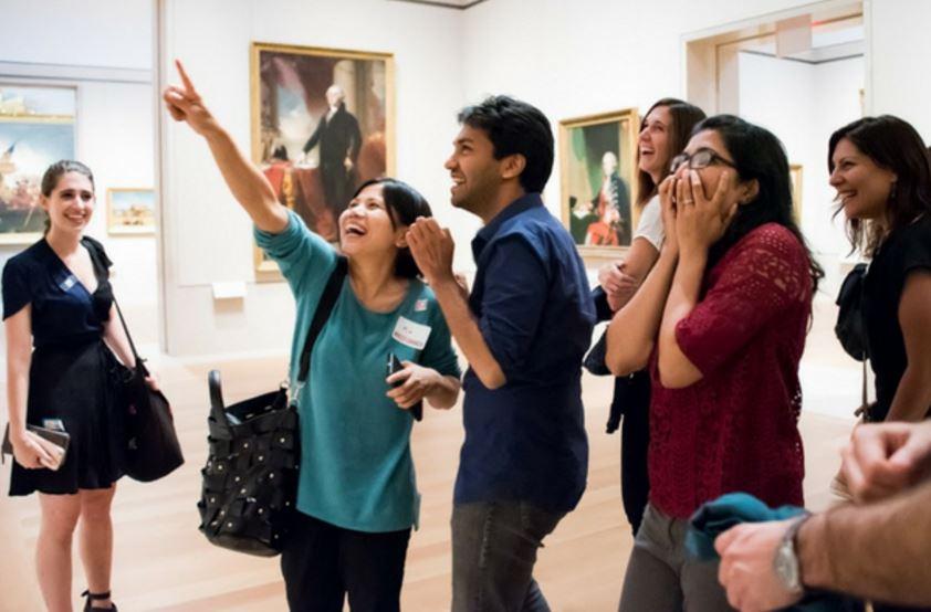 museum tours - strange college classes
