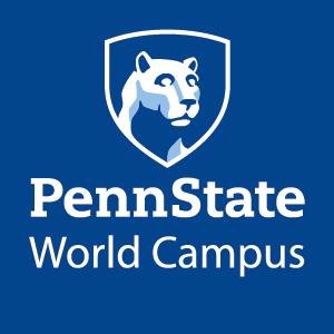 Image result for penn state online logo