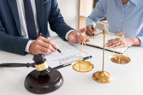 Legal counsel presents to the client negotiating a contract Serious consultations, Concepts of Law and Legal services.