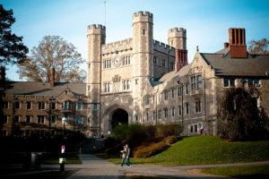 Princeton - job placement