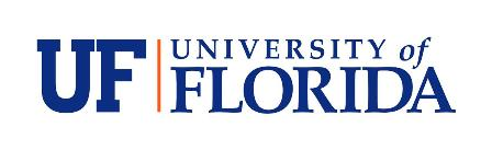 Univ of Florida - master's in business management
