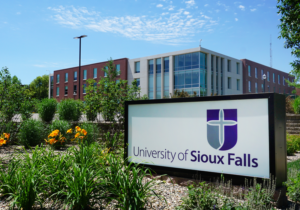 University of Sioux Falls - job placement
