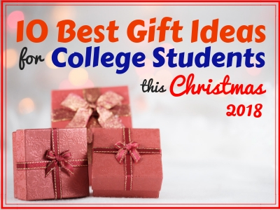 Christmas Gifts For College Students.10 Best Gift Ideas For College Students This Christmas 2018