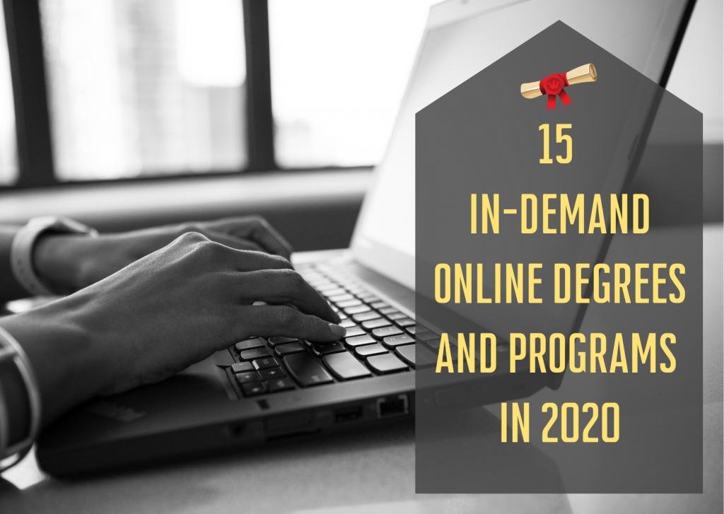 In Demand Online Degree Programs