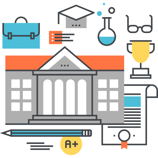 college accreditation concept