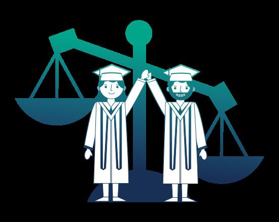 lawyers-graduate-concept