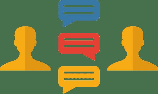 talk concept