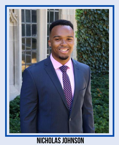 Princeton's First Black Valedictorian Nicolas Johnson