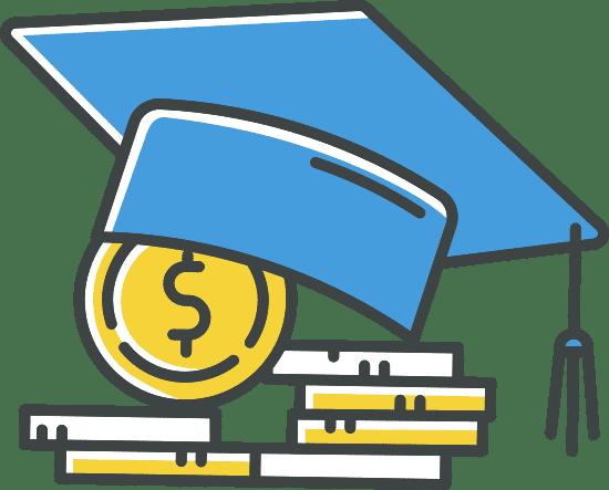college tuition concept