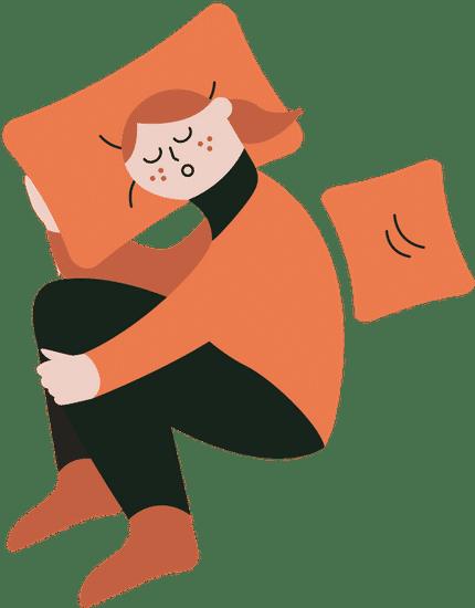 sleep hygiene concept