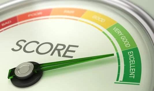 ACT SAT score concept - 1