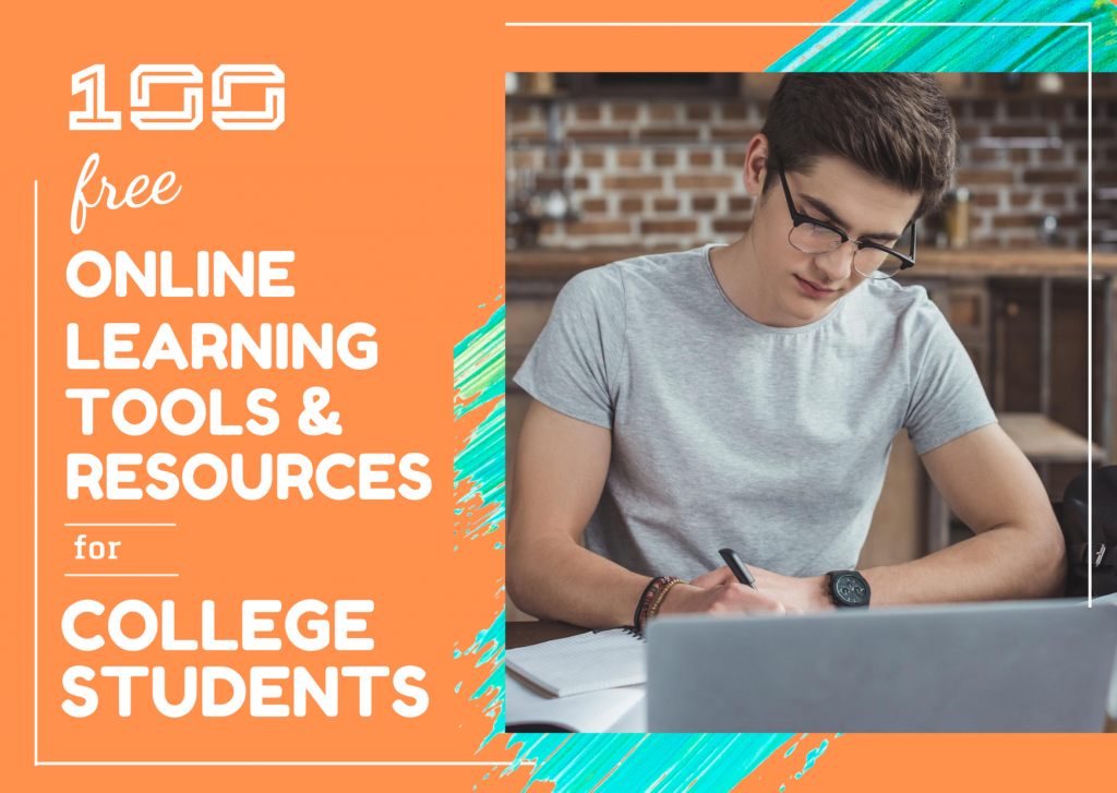 100 Free Online Tools College - featured