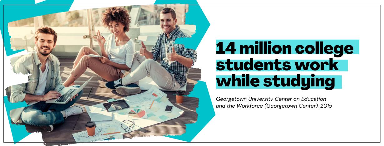 100 Ways Make Money College fact 1
