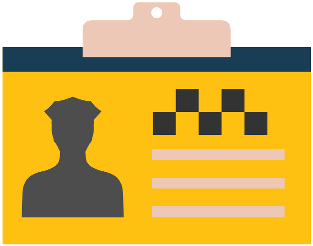 military ID - concept