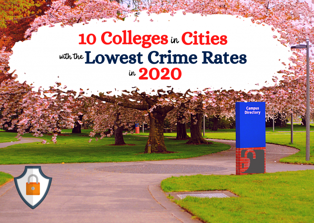 Colleges in Cities Lowest Crime Rates_featured