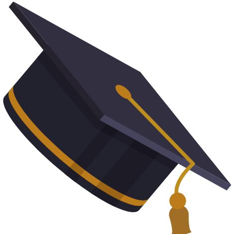 graduation cap_concept