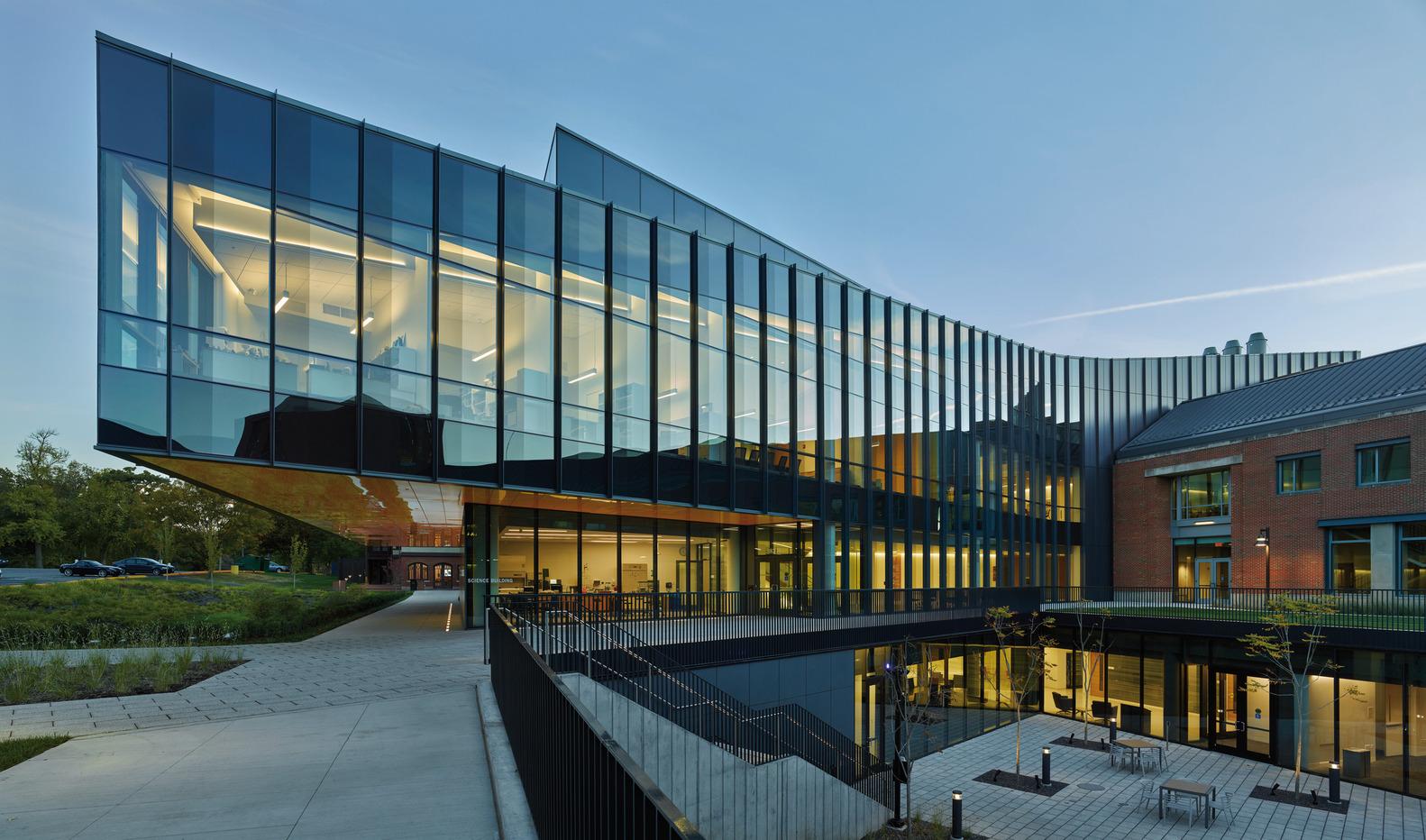 Browning Hall Interdisciplinary Science Building