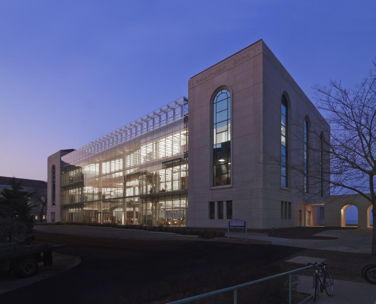 Loyola Information Commons