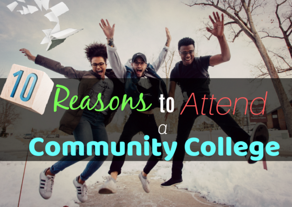 Attend Community College - featured