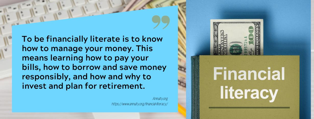 Financial Literacy fact 1