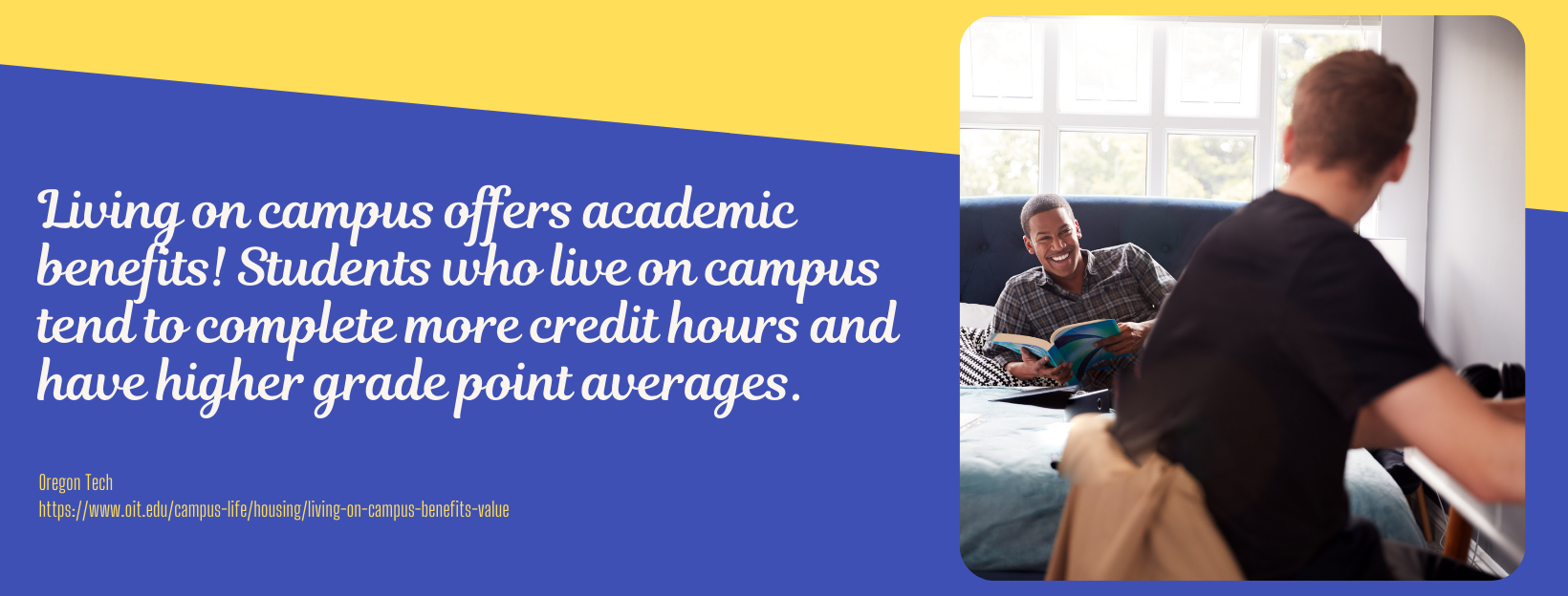 On-campus Living_fact 1