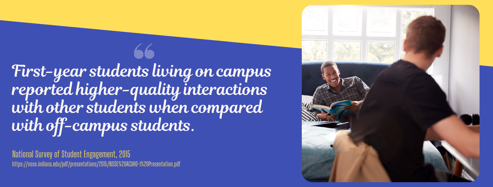 On-campus Living_fact 3