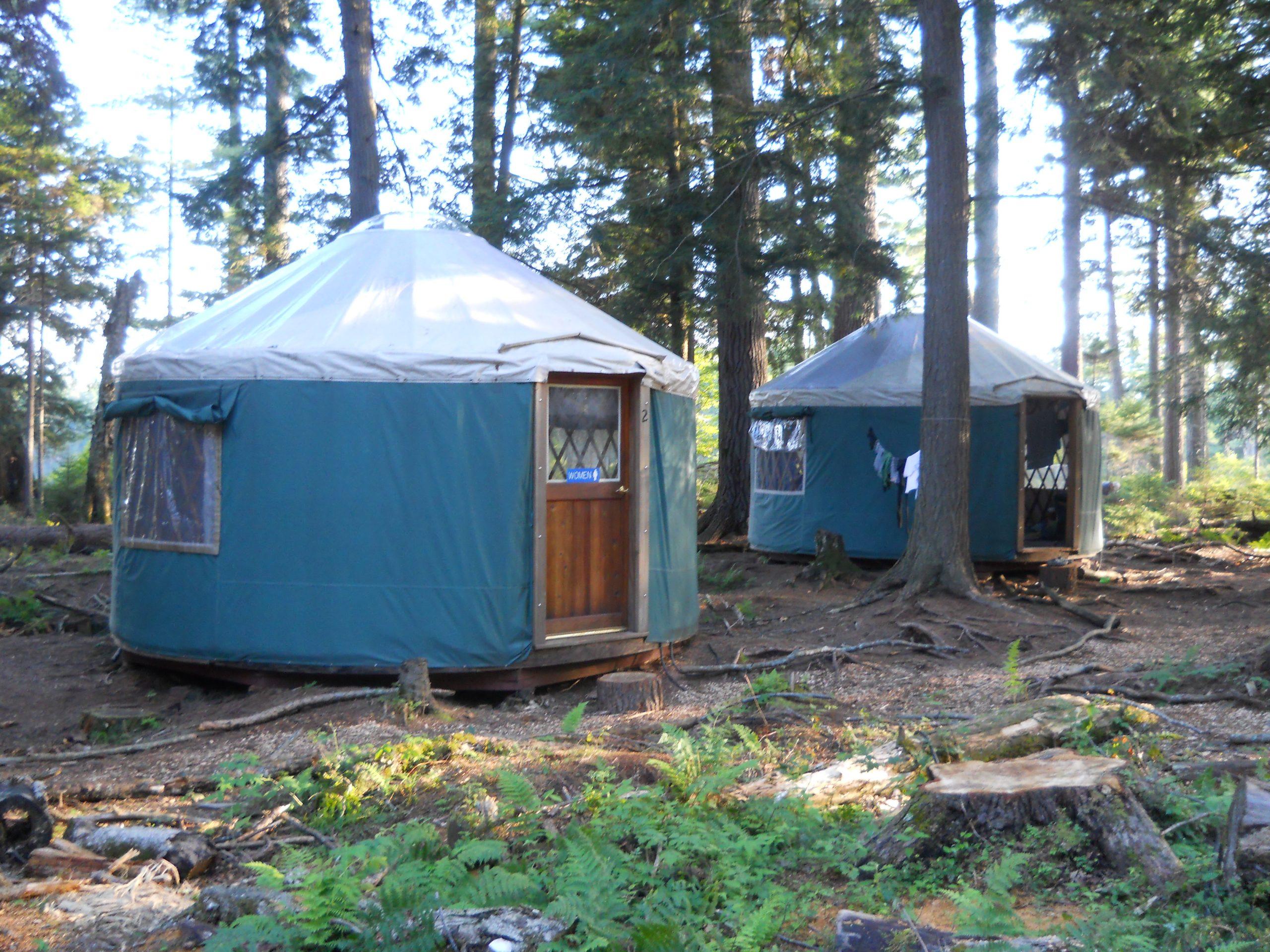 The Yurts at Arcadia