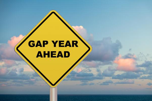 gap year - concept