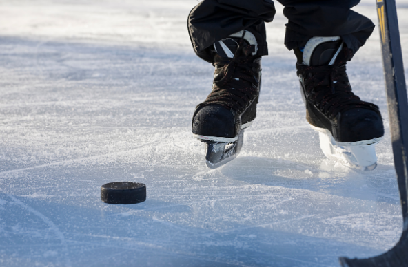 hockey sports concept