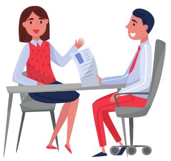 online graduate applicant - concept