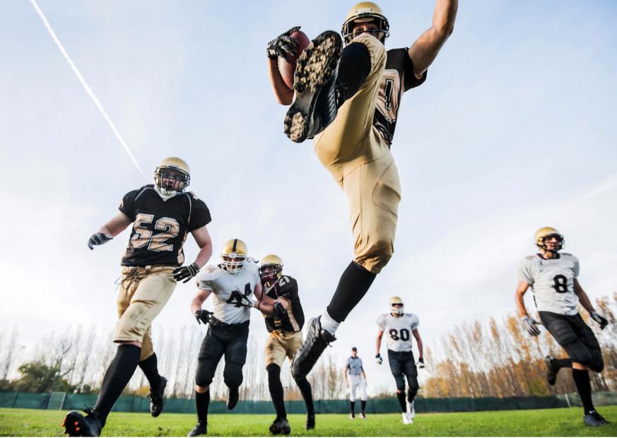 student-athlete concept