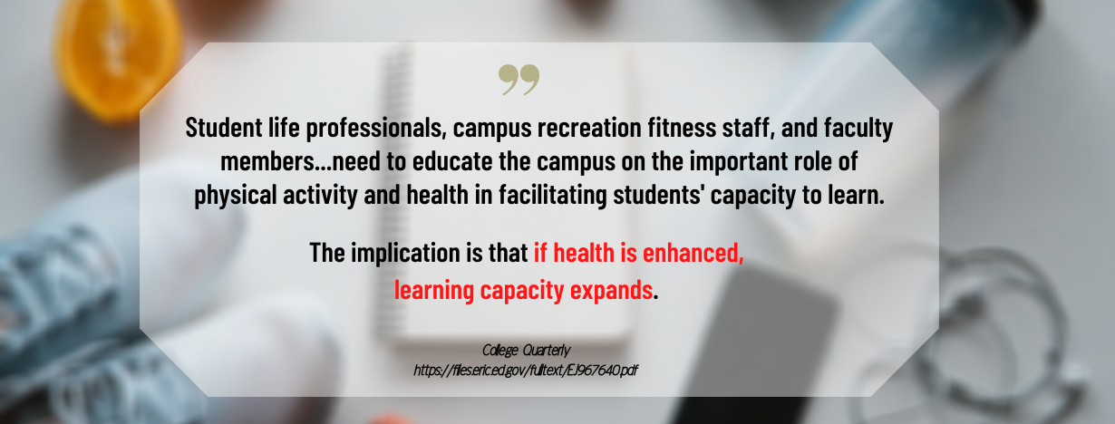 College Physical Health - fact 1