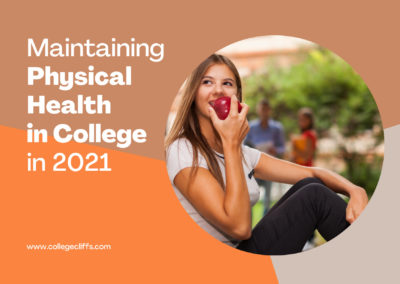 Maintaining Physical Health in College 2021 - featured image
