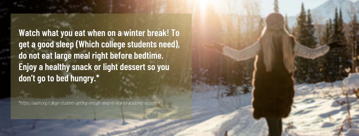 Winter break fact 2