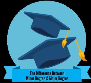 Major Degree and a Minor Degree